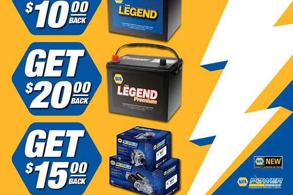 Car Battery Sale