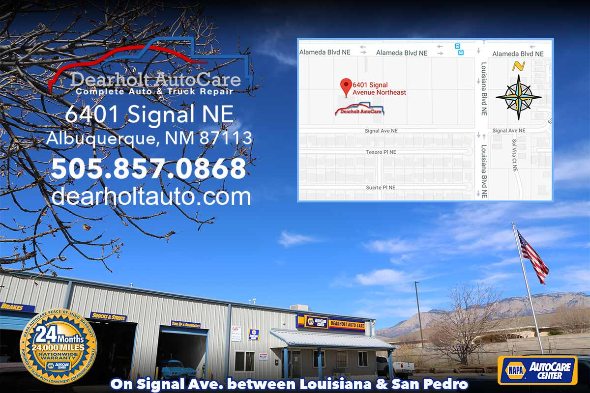 Dearholt Auto Care 6401 Signal NE