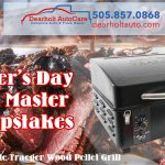 Father's Day Grill Master Sweepstakes