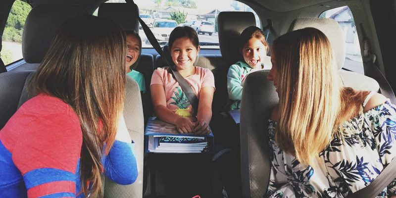 Back to school autocare