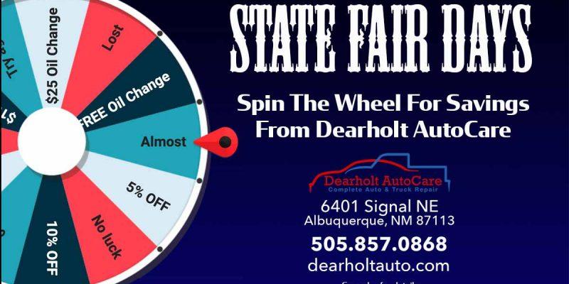 State Fair Days